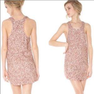 Alice + Olivia Kendra Sequin Dress